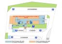 Mapa - parking - schemat dostępności.