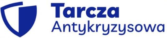 """logo """"Tarcza antykryzysowa"""""""